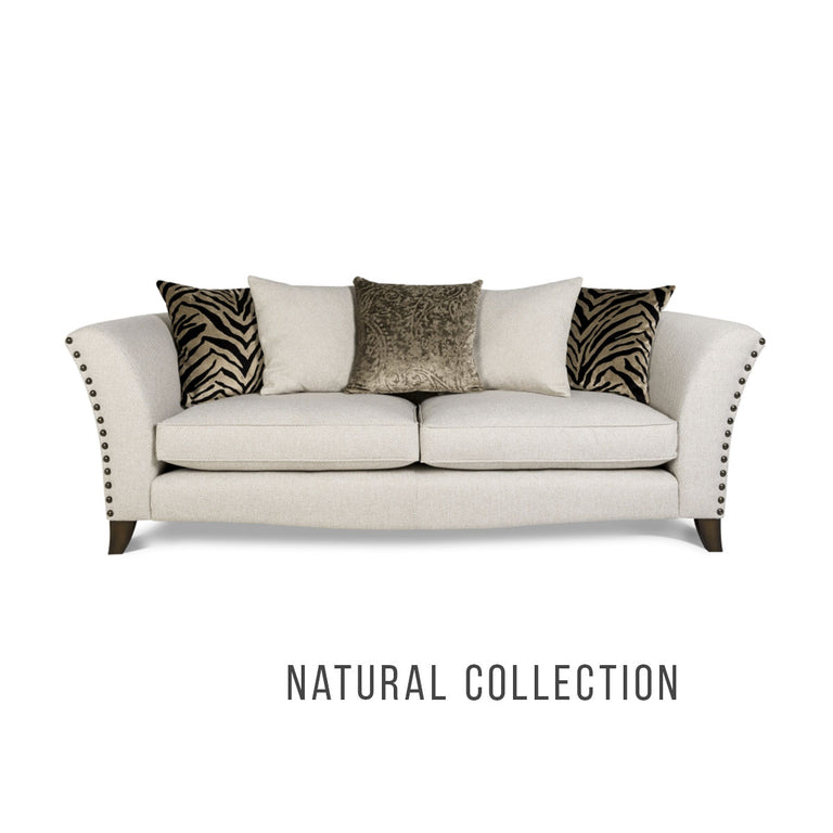 Riviera Formal 2 Seater Sofa