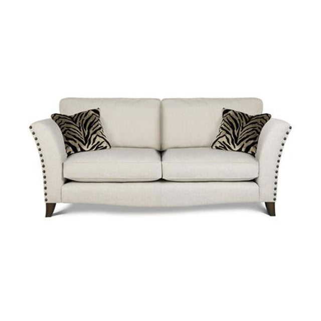Riviera Formal 3 Seater Sofa