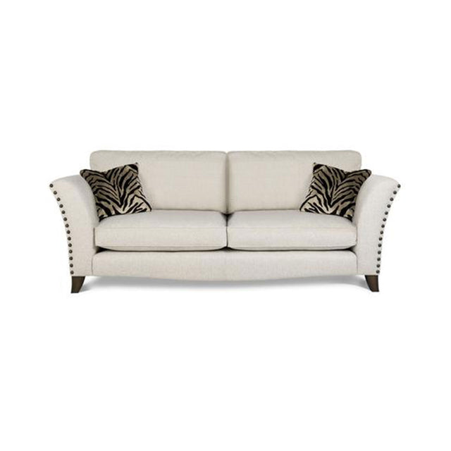 Riviera Formal 4 Seater Sofa