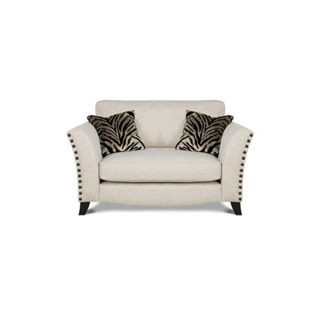 Riviera Formal Cuddler Sofa