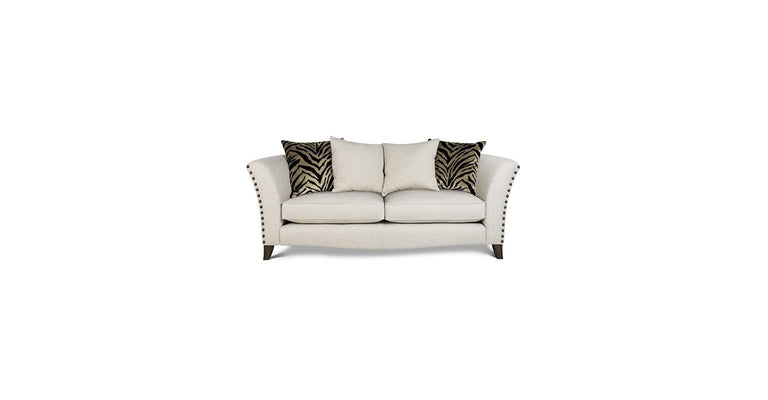 Riviera Pillow 3 Seater Sofa