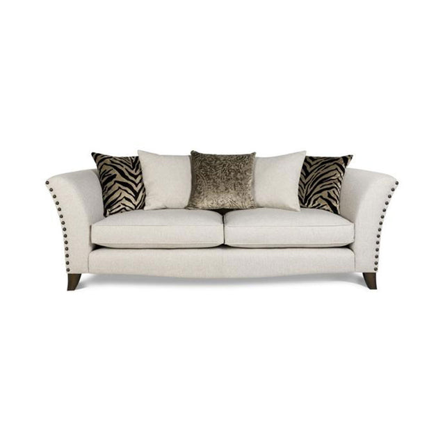 Riviera Pillow 4 Seater Sofa