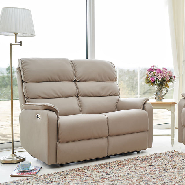 Valencia Electric Recliner Chair Single And Two Seater