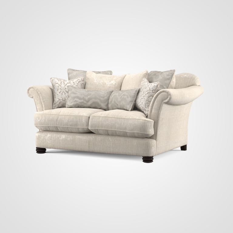 Henley Pillow Back 2 Seater Sofa