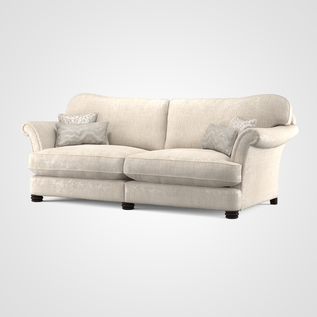 Henley Formal 4 Seater Sofa