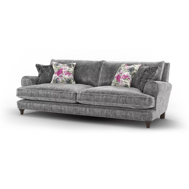 Deborah Formal 3 Seater Sofa