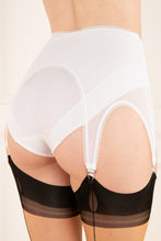 Load image into Gallery viewer, Pull-on 6 Strap Suspender Belt