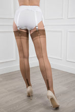 Load image into Gallery viewer, Susan Heel Stockings