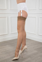 Load image into Gallery viewer, Manhattan Heel Stockings