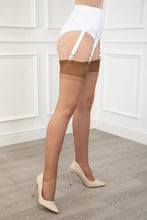 Load image into Gallery viewer, Reinforced Heel and Toe Stockings