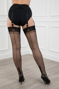 Susan Heel Stockings