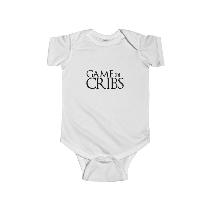 Game of Cribs Bodysuit