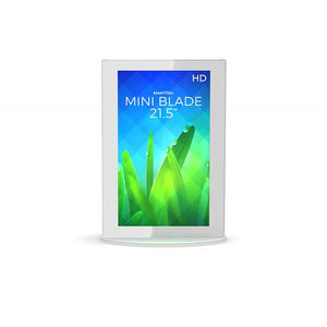 "MINI BLADE 21.5"" - DIGITAL SIGNAGE KIOSK"