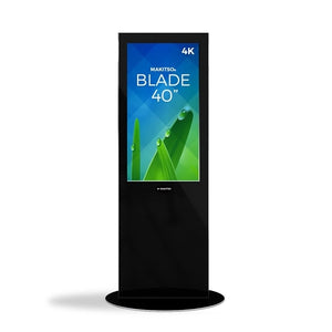 32in Touch Screen Kiosk Display & Shipping Case - Black Makitso Blade V3BPT32