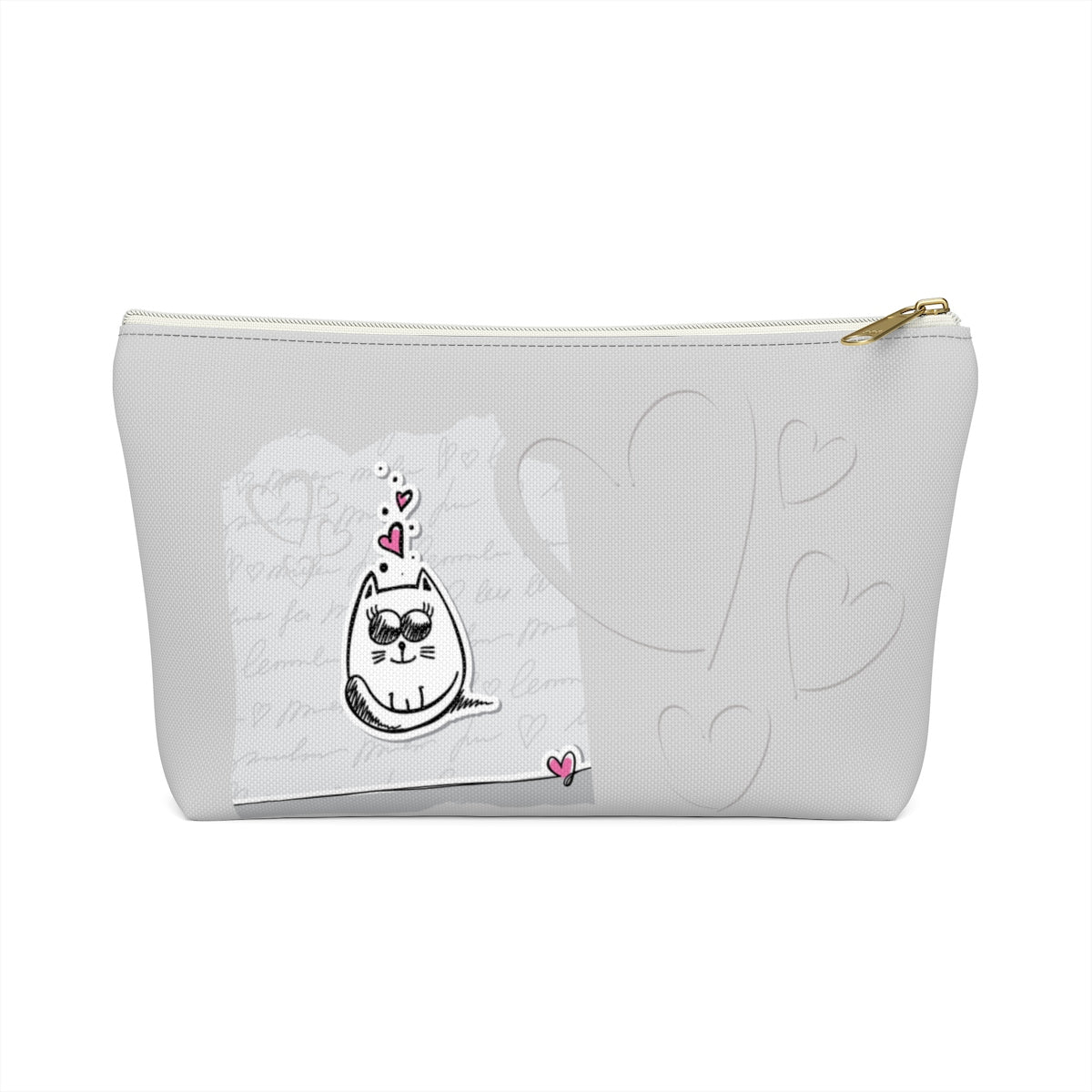 Love Kitty Accessory Pouch