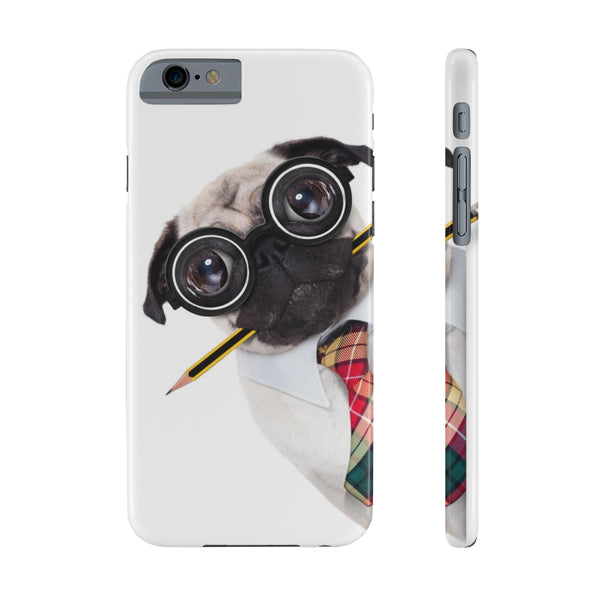 Paw-some Accountant Slim Phone Cases
