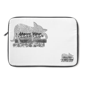 Sleeping Cat Laptop Sleeve