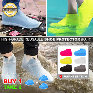 High-Grade Reusable Shoe Protector - Protect shoes from anything (BUY 1 TAKE 2)