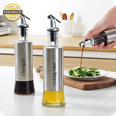 New Fashion Kitchen Leakage-proof Spice Dispenser