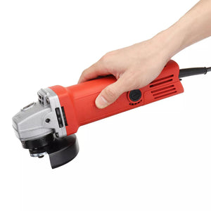 AEC Electric Angle Grinder (1180W) - Chainsaw Bracket Compatible