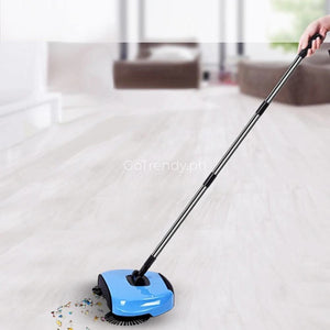 High-Tech No Electricity Needed Sweeping Device (All In One Floor-Cleaner)
