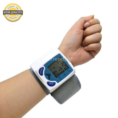 Automatic Digital Blood Pressure Monitor - Take Bp Readings Anywhere You Want