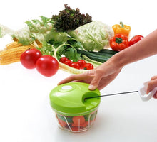 Multipurpose Speedy Chopper For Fruits Veggies Meats And More