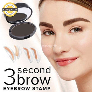 3 Second Brow (Original) - Long Last Eyebrow With Stamp