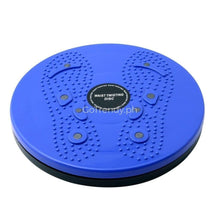 Waist Twisting Disc Figure - The New Slimming Board With Foot Magnetic Reflexology