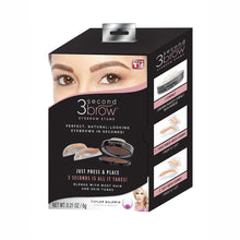 3 Second Brow - Long Last Eyebrow With Stamp