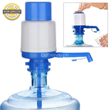 Easy Hand Press Water Pump Dispenser For Purified Drinking