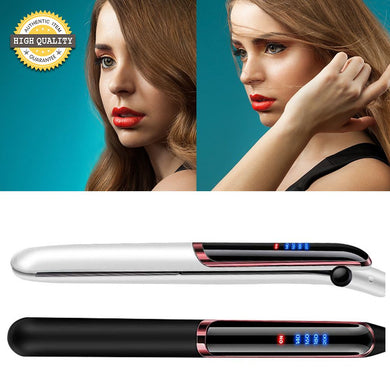 2 in 1 Hair Straightener and Curler