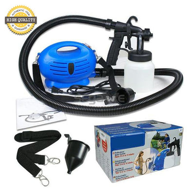 Paint Zoom Deluxe Airless Spray Gun Portable