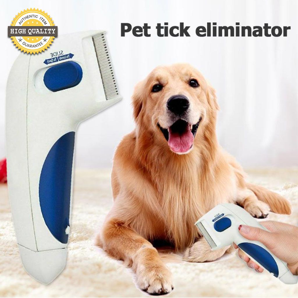 Electronic Lice Comb for Pet