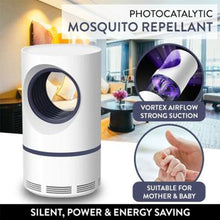 Portable Mosquito Killer Led Light Lamp Repellant