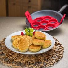 7 Holes Silicone Perfect Pancakes Maker