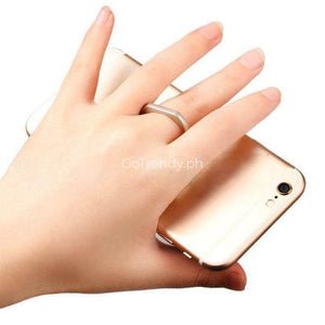 Cellphone 360 Degree Finger Ring Holder And Stand