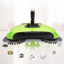 Power-Less Automatic Sweeping Machine Magic Broom Dustpan (All In One Vacuum Cleaner)
