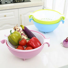 3-in-1 Water Saving Strainer Balance Bowl