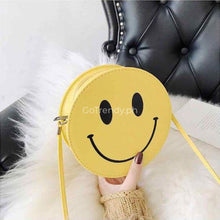 Korean Emoticon Package Shoulder Bags