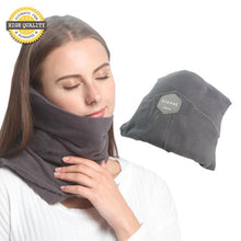 Super Soft Neck Support Travel Pillow