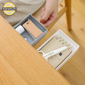 Stationery Under Table Storage Box