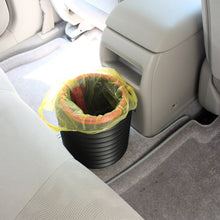 Collapsible Car Garbage Can Automotive Waste Storage