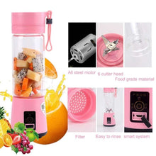 Usb Rechargeable Mini Portable Blender