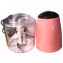 Electric Magic Food Processor and Blender (Pink)