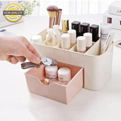 Plastic Drawer Case for Jewelry and Make Up