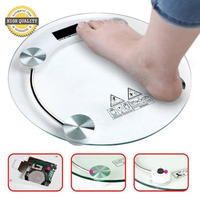 Personal Body Analog/digital Slim Scale