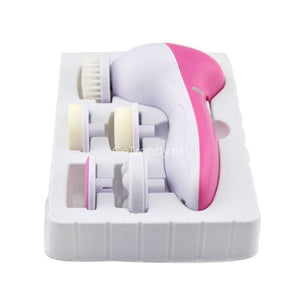 5 In 1 Beauty Care Facial Cleansing Massager