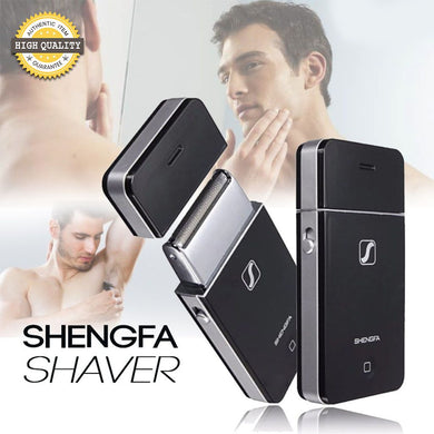 2 in 1 Portable Mini Men's Electric Shengfa Shaver Razor