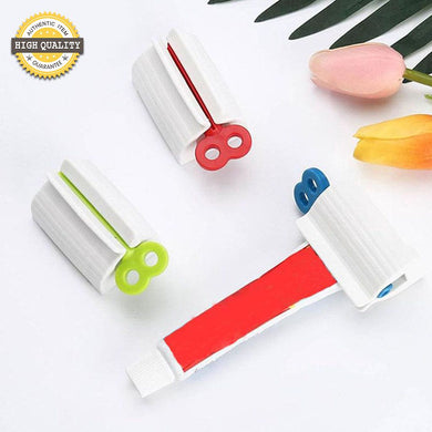 Rolling Tube Toothpaste Squeezer